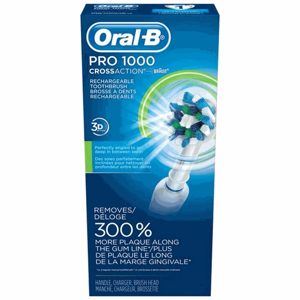 Oral-B Pro 1000 or 3000 Toothbrush product image