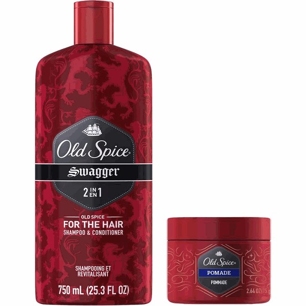 Old Spice  2-in-1 or Styling product image