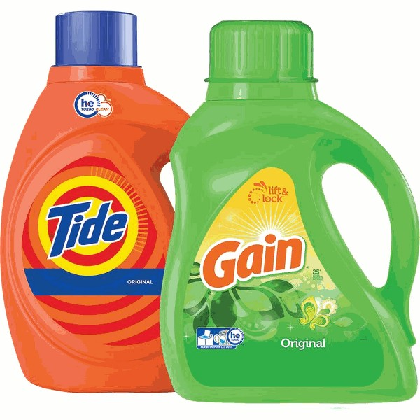 Tide or Gain Laundry Detergent product image