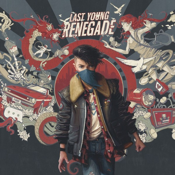All Time Low: Last Young Renegade product image