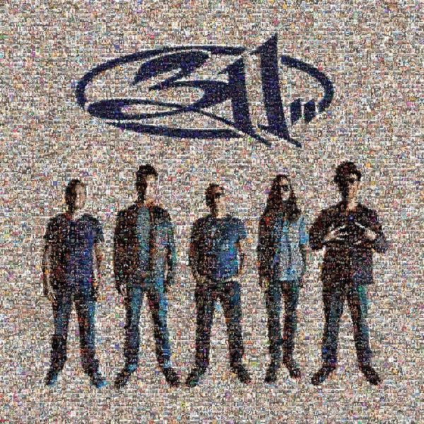 311: Mosaic product image