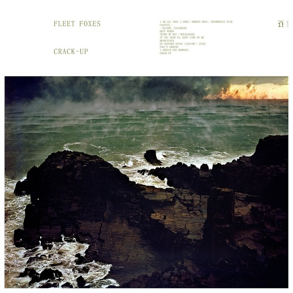 Fleet Foxes: Crack-Up product image