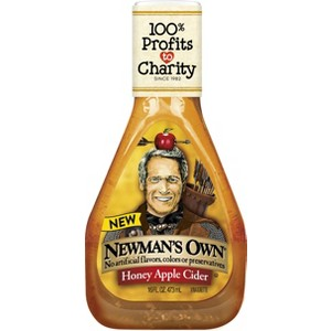 Newman's Own Honey Apple Cider