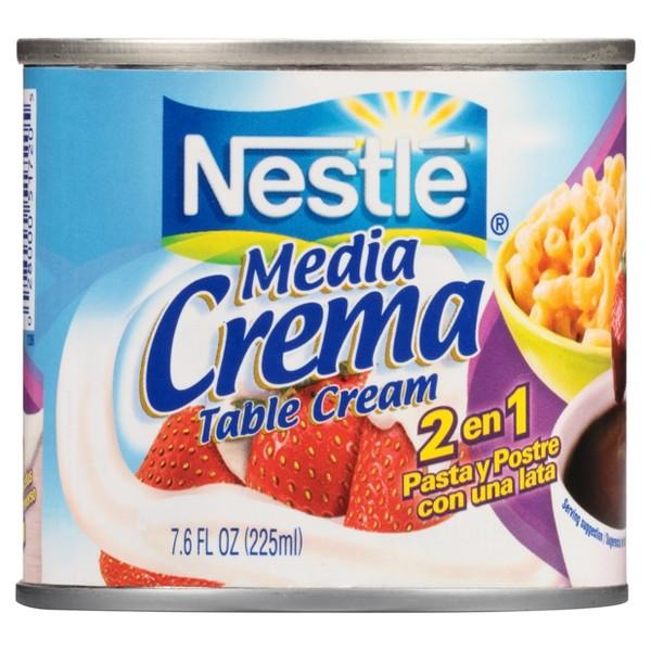 Nestle Media Crema Table Cream product image