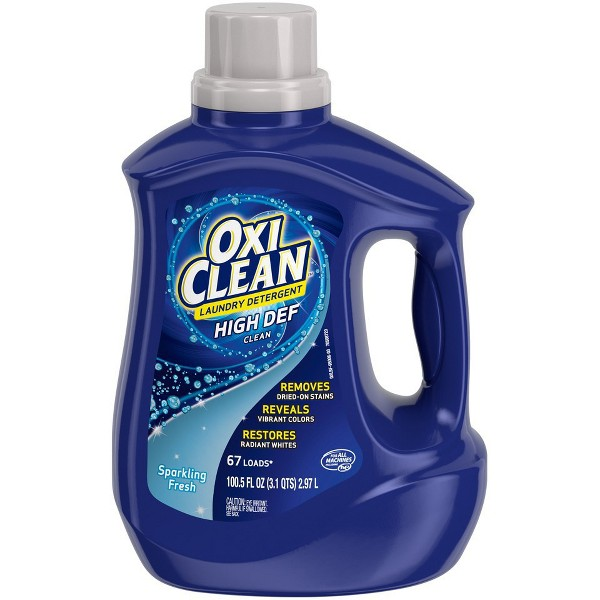 OxiClean Laundry Detergent product image