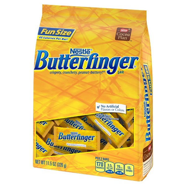 Nestle Butterfinger Fun-Size Bag product image