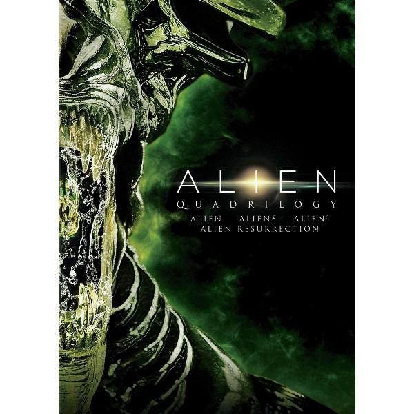 Alien Quadrilogy product image