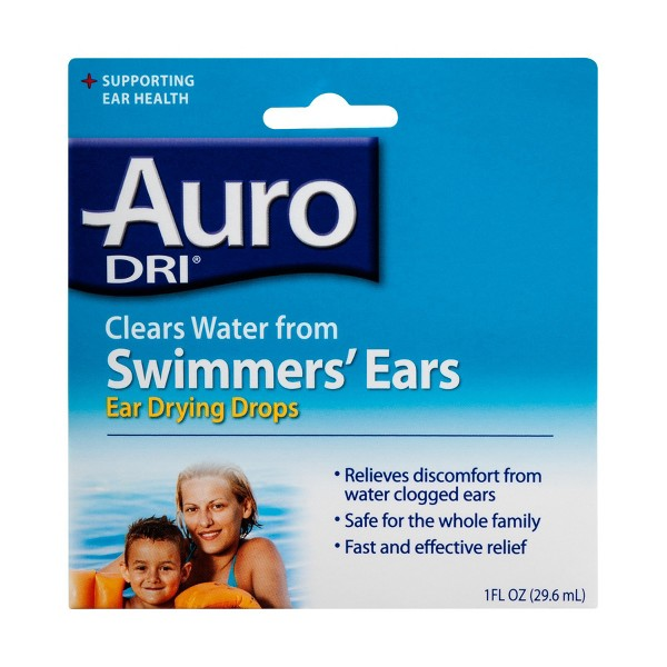 Auro Dri Ear Drops product image