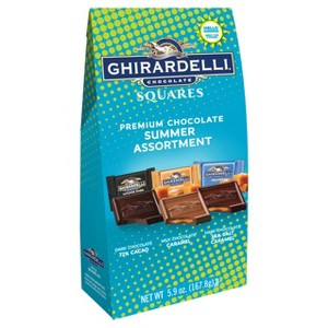 Ghirardelli Summer Squares Bags