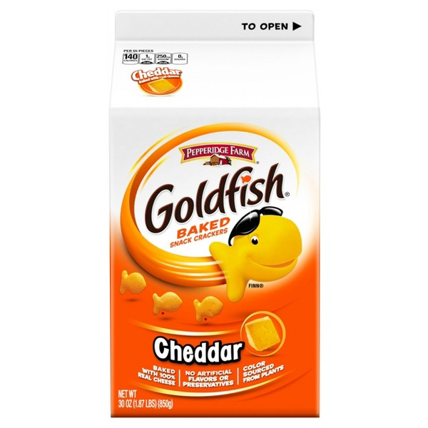 Goldfish Crackers product image