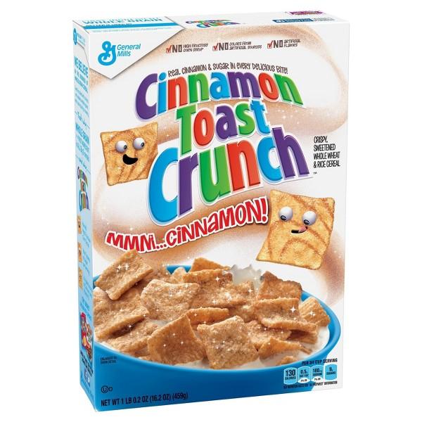 Cinnamon Toast Crunch product image