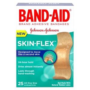 Band-Aid Skin-Flex Bandages