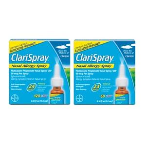 ClariSpray Nasal Allergy Spray