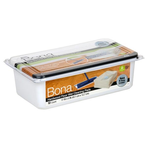 Bona Hardwood Wet Cleaning Pads product image