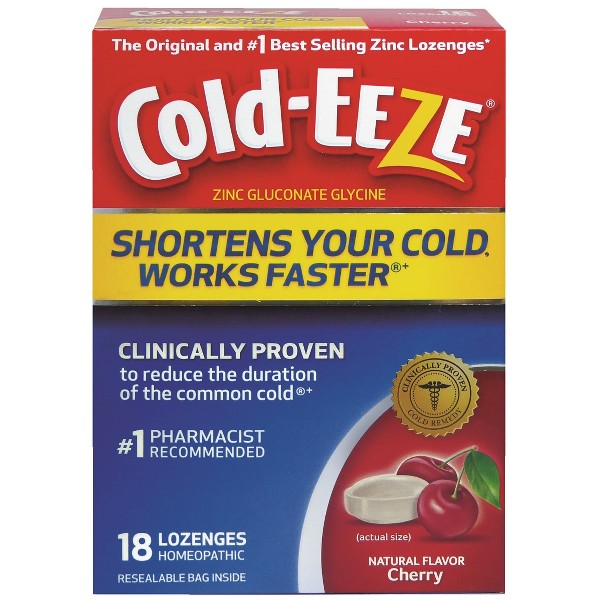 Cold-Eeze Cold Remedy product image