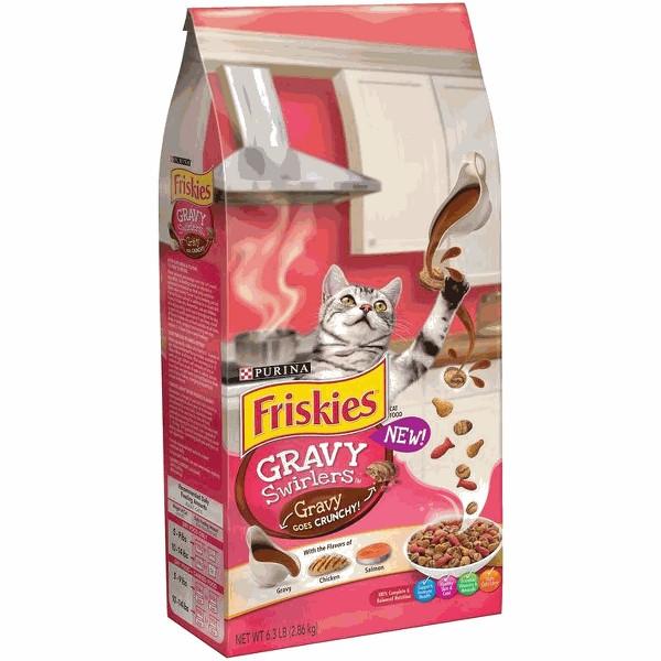 Purina Friskies Gravy Swirlers product image