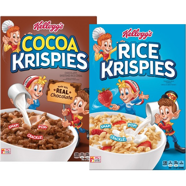 Kellogg's Rice Krispies Cereals product image