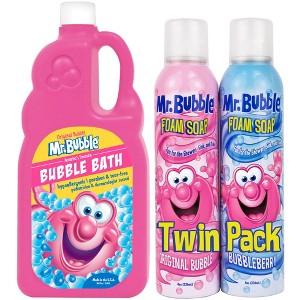 Mr. Bubble Bath