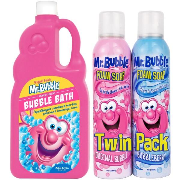 Mr. Bubble Bath product image