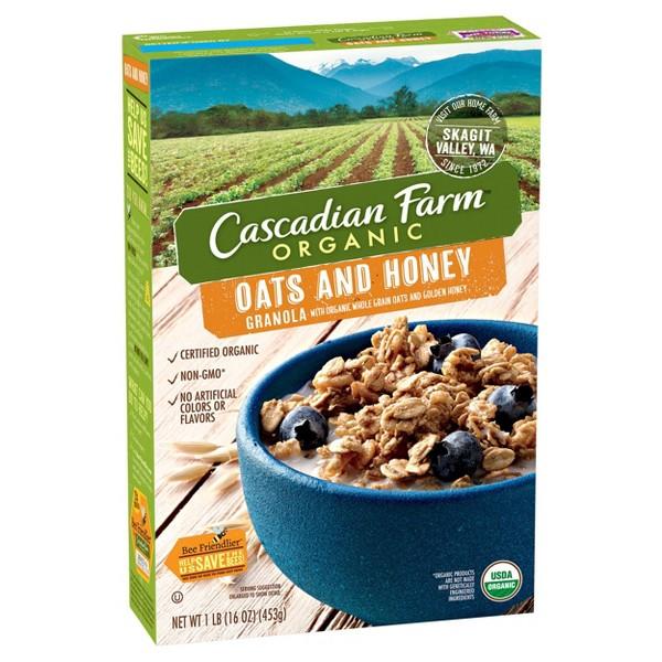 Cascadian Farm Cereal & Granola product image