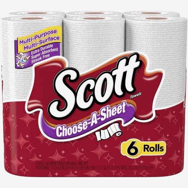 Scott Paper Towels product image