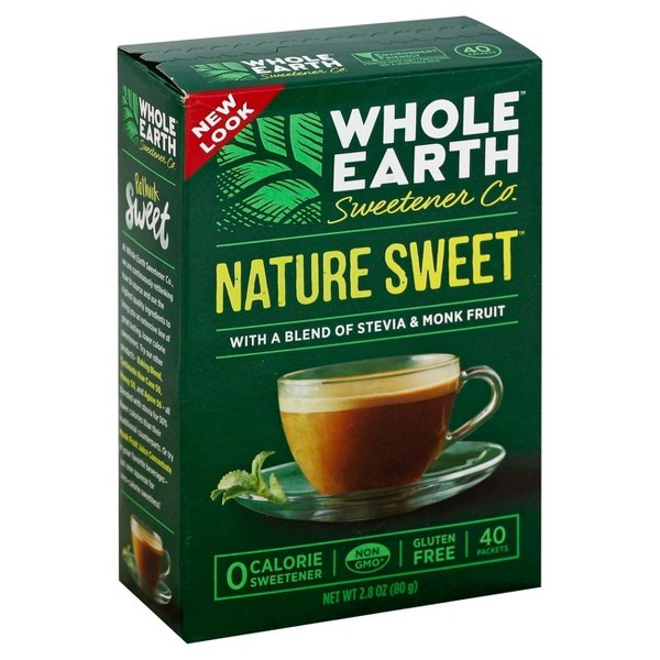 Whole Earth Sweetener product image