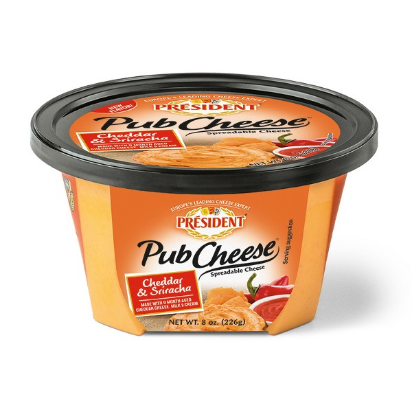 Pub Cheese Cheddar Spread product image