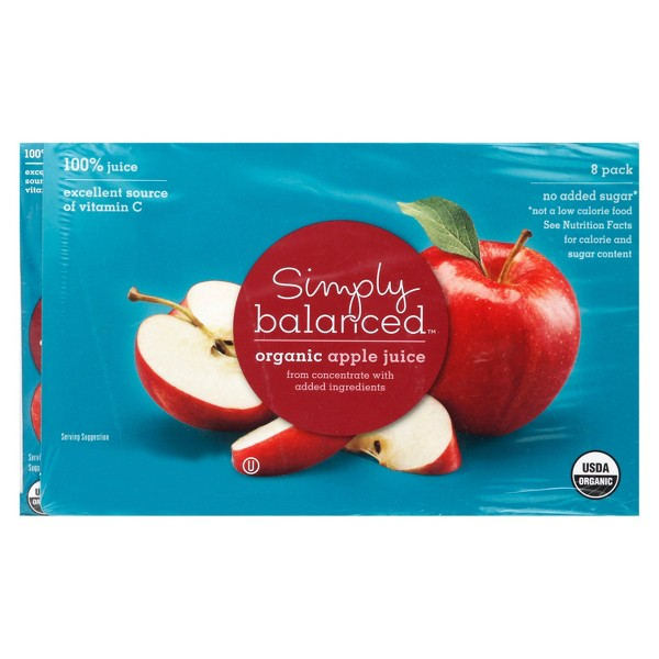 Simply Balanced Juice Box product image