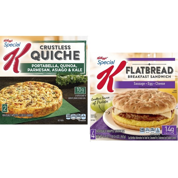 Special K Quiche & Brkfst Sandwich product image