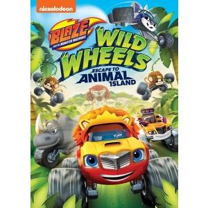 Blaze: Wild Wheels Animal Escape