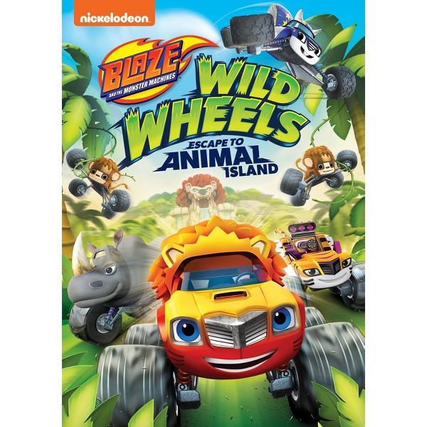 Blaze: Wild Wheels Animal Escape product image