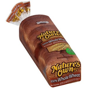 Nature's Own 100% Whole Wheat