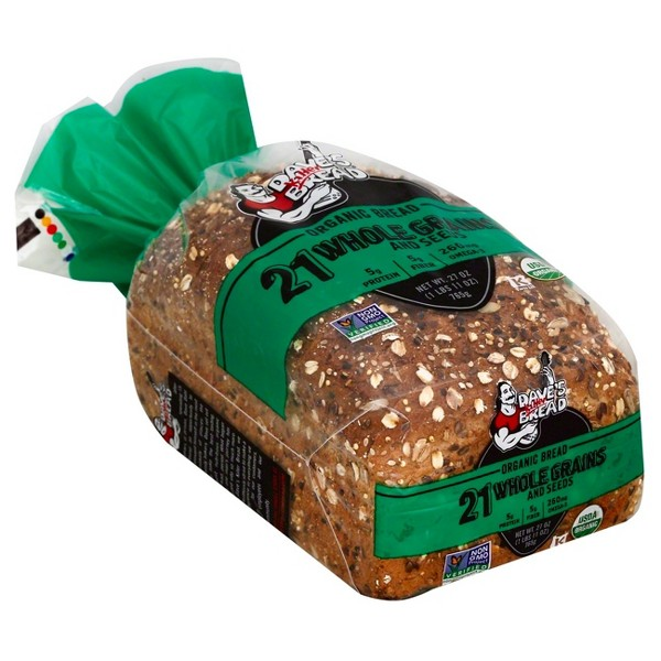 Dave's Killer Bread 21 Whole Grain product image