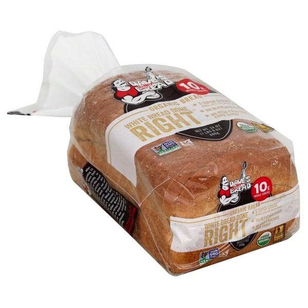 Dave's Killer Bread White Bread product image