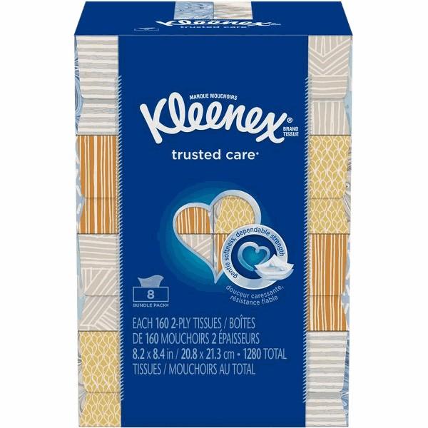 Kleenex Facial Tissue product image