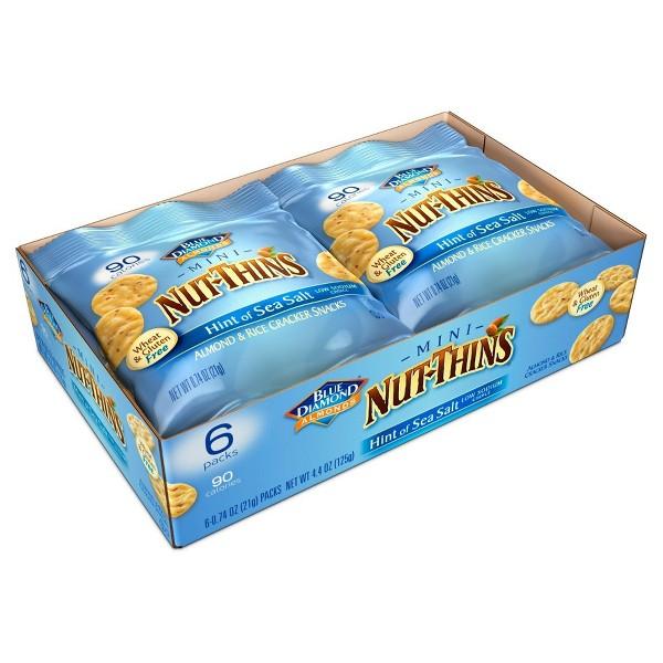 Blue Diamond Mini Crackers product image