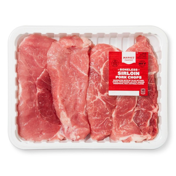 Market Pantry Pork Chops product image