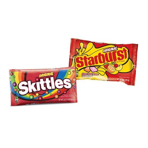 Skittles & Starburst Poptimism product image