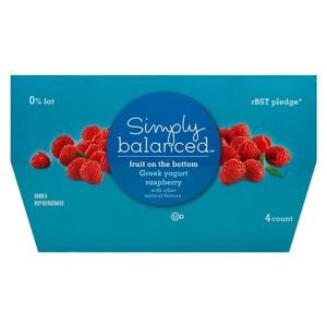 Simply Balanced Greek Yogurt