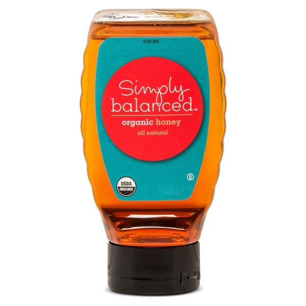 Simply Balanced Honey & Agave product image
