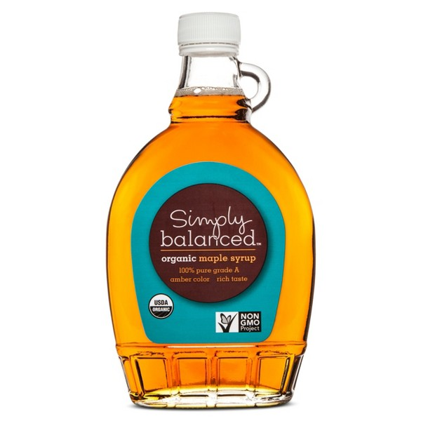 Simply Balanced Maple Syrup product image