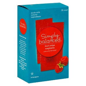 Simply Balanced Fruit Strips/Cups