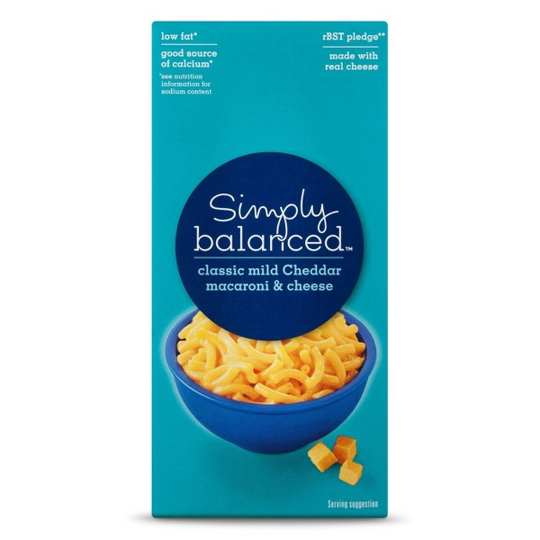 Simply Balanced Mac & Cheese product image
