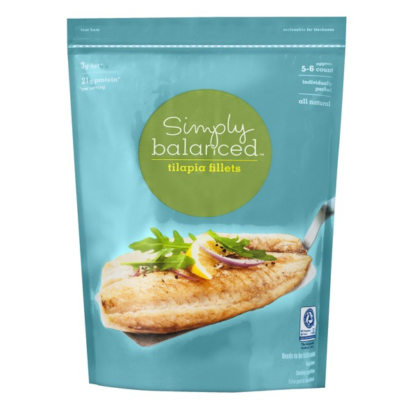 Simply Balanced Seafood product image