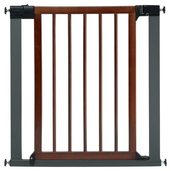 Munchkin Wood & Steel Baby Gate product image