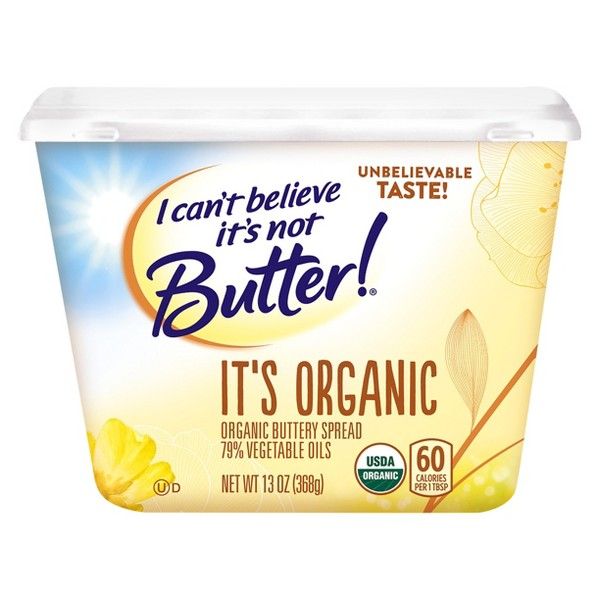 NEW! I Cant Believe Its Not Butter product image