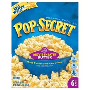 Pop Secret Popcorn
