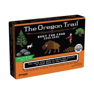 Oregon Trail Hunt for Food