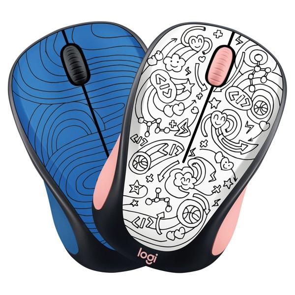 Logitech M317 Cordless Mouse product image