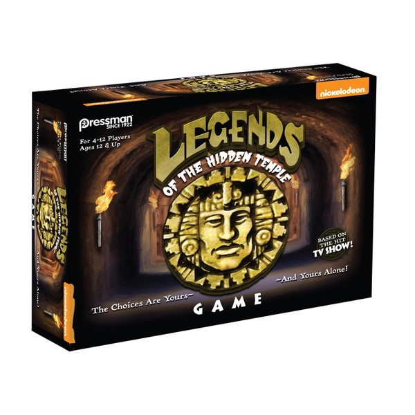 Legends of the Hidden Temple product image